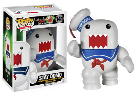 domo ghostbusters