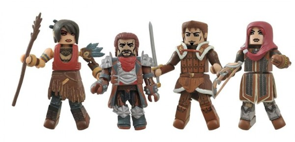 dragon age minimates box set