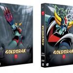 Goldorak : AB Vidéo rappelle les Livrets des DVD