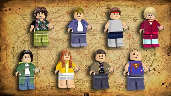 goonies lego minifigs