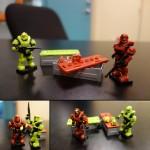 Halo : un set customizer pour les Spartans