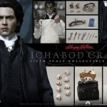 Sleepy Hollow : Ichabod Crane par Hot Toys