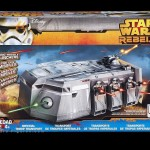 Star Wars Rebels : images de l'Imperial Troop Transport