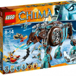 Coup de coeur LEGO : Legends of Chima - Mammouth des glaces