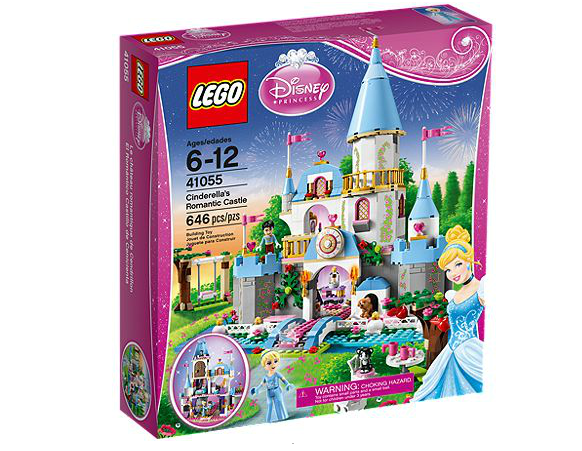 lego disney princess cendrillon 1