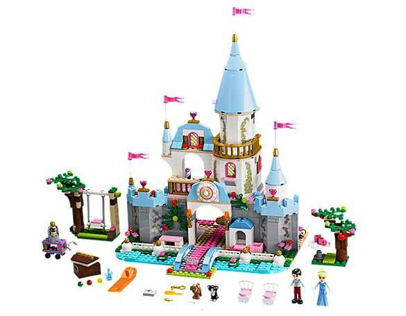 lego disney princess cendrillon