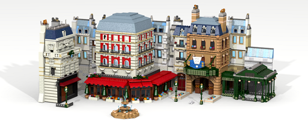 lego ideas disneyland