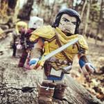 Pathfinder : les Minimates arrivent !