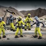 Mega Bloks révèle de nouveaux zombies