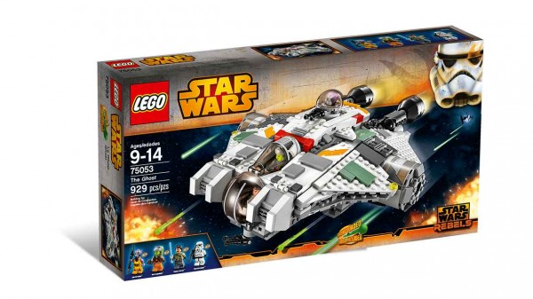 LEGO STAR WARS REBELS GHOST