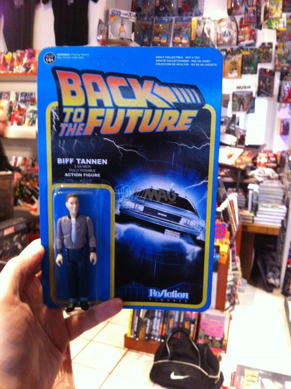 Reaction Back To The Future