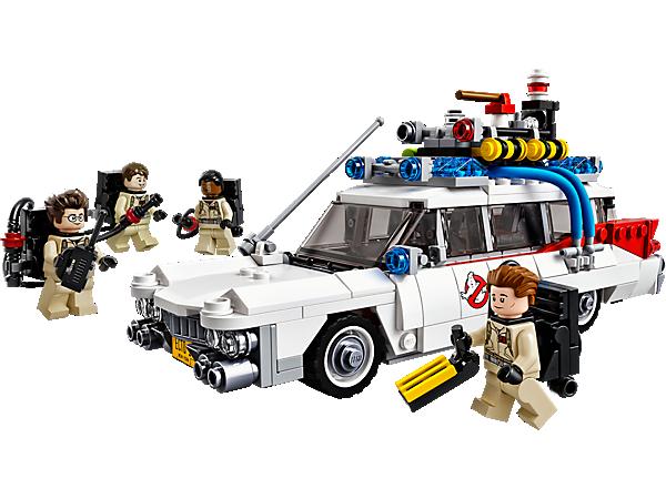 Acheter l'Ecto-1 Ghostbusters LEGO Ideas en ligne sur le LEGO store
