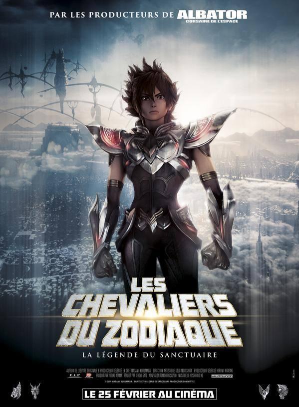 Les Chevaliers du Zodiaque - La légende du Sanctuaire
