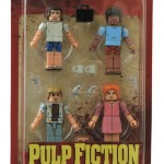 Pulp Fiction : nouveau set Minimates exclusif