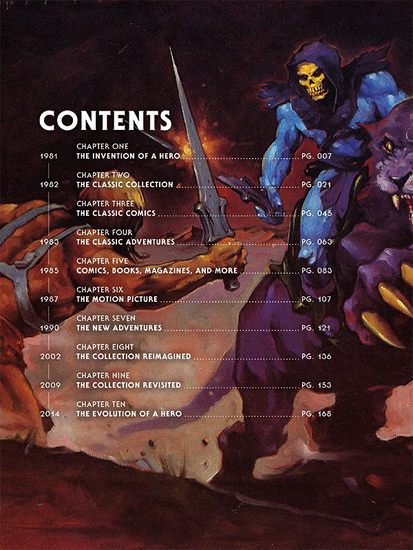 Art-book Masters Of The Universe Mattel Dark horse