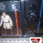 Star Wars 15cm : la wave 6 Black Series en rayons !