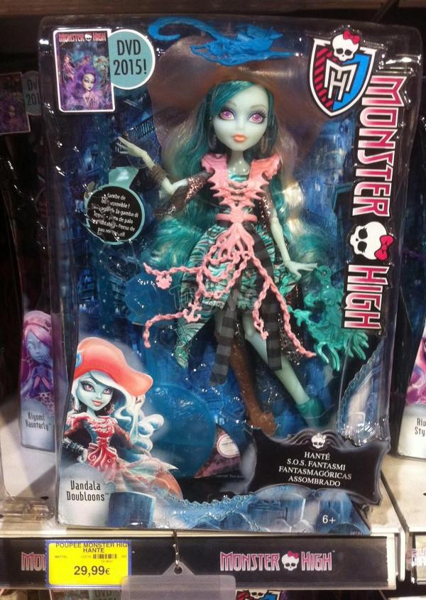 Monster High hanté