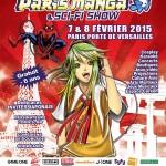 Paris Manga revient en février 2015