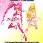 Cure Melody et Cure Rhythm arrivent en S.H.Figuarts