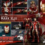 Avengers Age of Ultron: Iron Man par Hot Toys