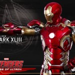 age of ultron iron man hot toys 5