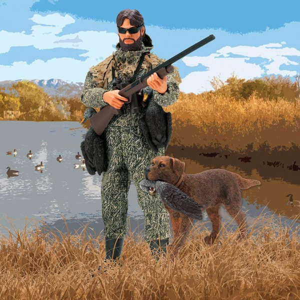 bbi wild hunters duck hunter