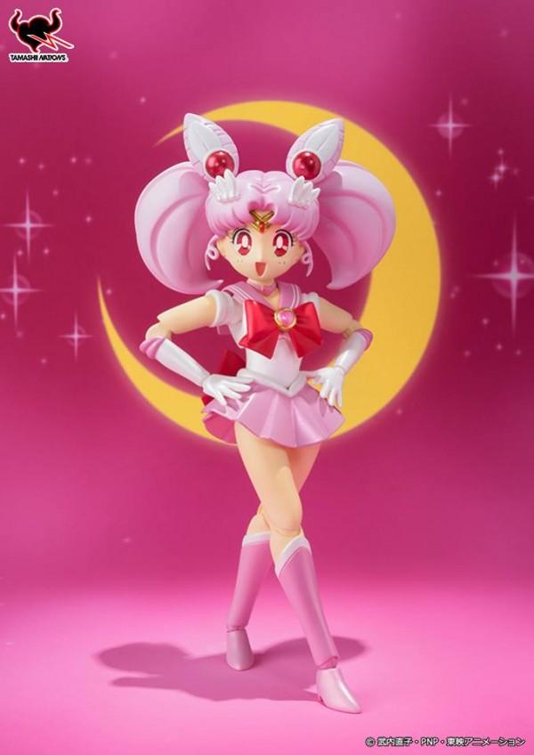 S.H.Figuarts Sailor Chibi Moon