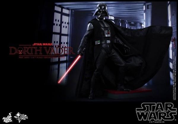 Dart Vader Hot Toys