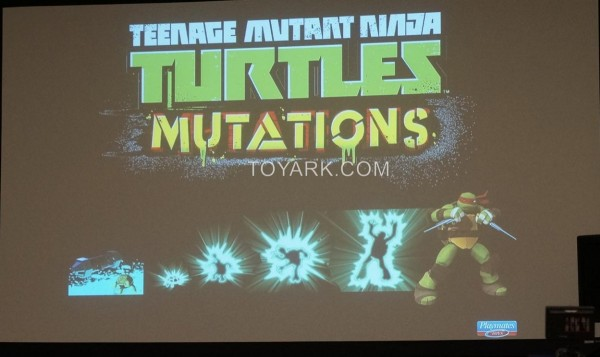 Tortues Ninja Mutation