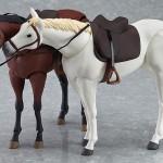 Des chevaux pour les figurines Figma