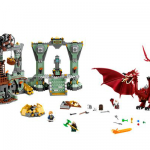 Coup de cœur LEGO : The Hobbit - Le Mont Solitaire