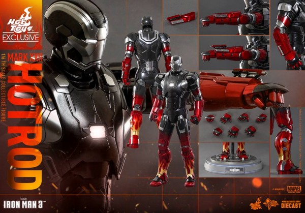 hot rod iron man hot toys