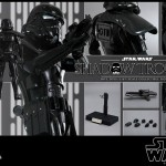 Star Wars : Shadow Stormtrooper par Hot Toys