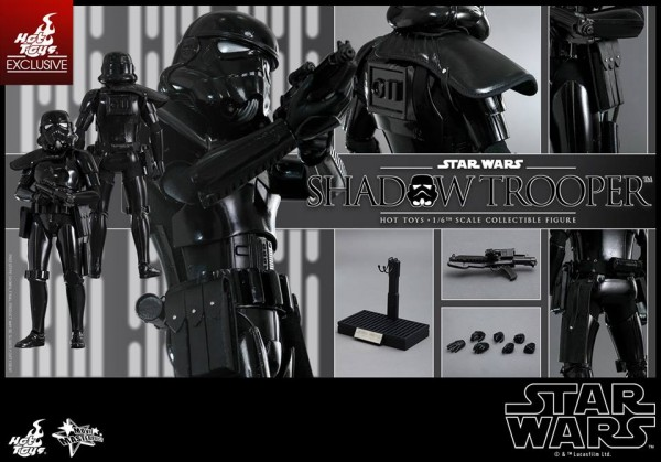 hot toys shadow stormtrooper SW