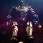Thanos prochaine figurine Hot Toys