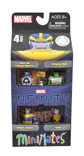 infinity box minimates marvel 1