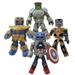 Marvel Minimates : Infinity et Série 19 TRU