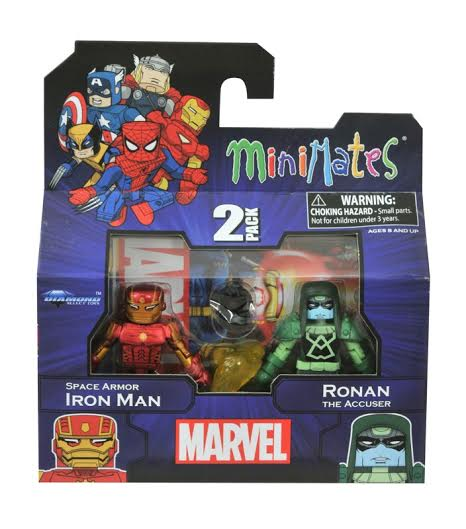 iron man minimates marvel