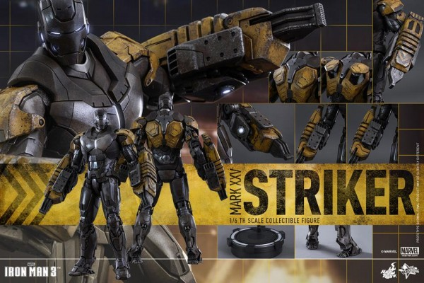 iron man striker hot toys