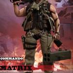Commando: John Matrix Sixth Scale Figure par Hot Toys en précommande