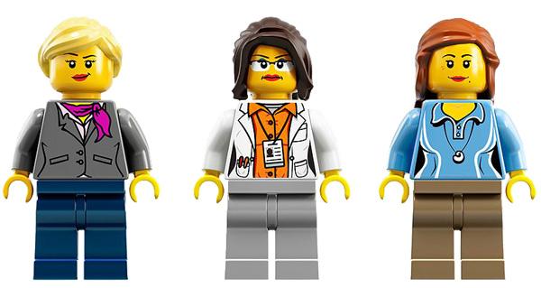 L'institut de recherches LEGO® Ideas