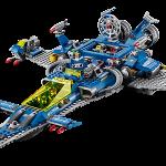 Coup de Coeur Lego : Le vaisseau spatial de Benny
