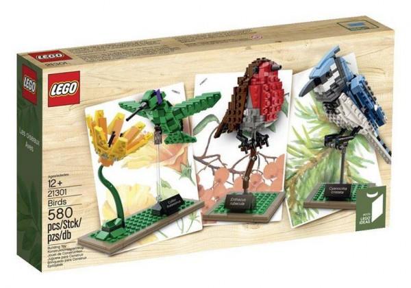 lego ideas birds 2