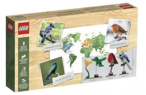 lego ideas birds 3