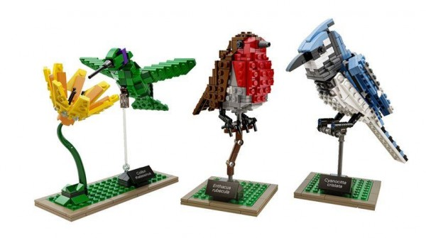 lego ideas birds