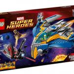 Coup de cœur LEGO : Le sauvetage du vaisseau Milano