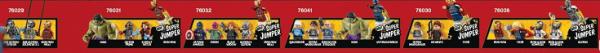 lego mini figures