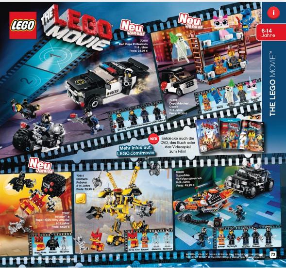 lego movies 2015