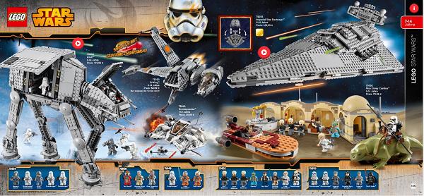 ToyzMag.com » LEGO catalogue 2015 : Star Wars, Marvel, Chima ...