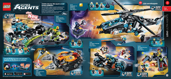 lego ultra agents 2015